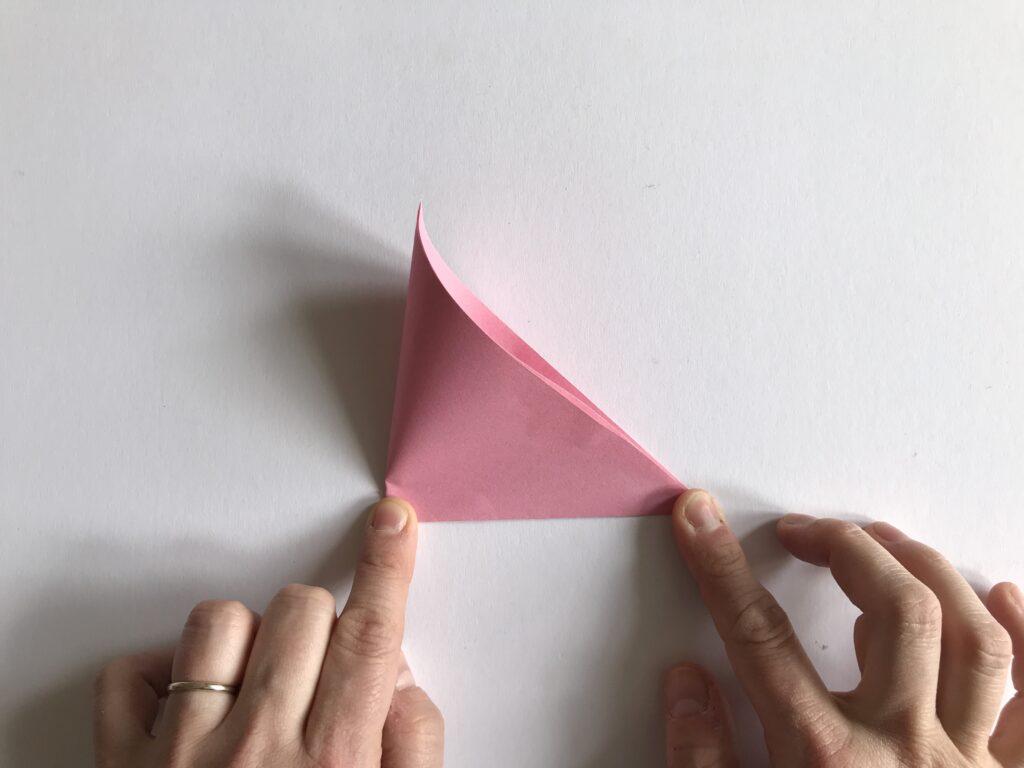 Kirigami Paper Cherry Blossoms Tutorial
