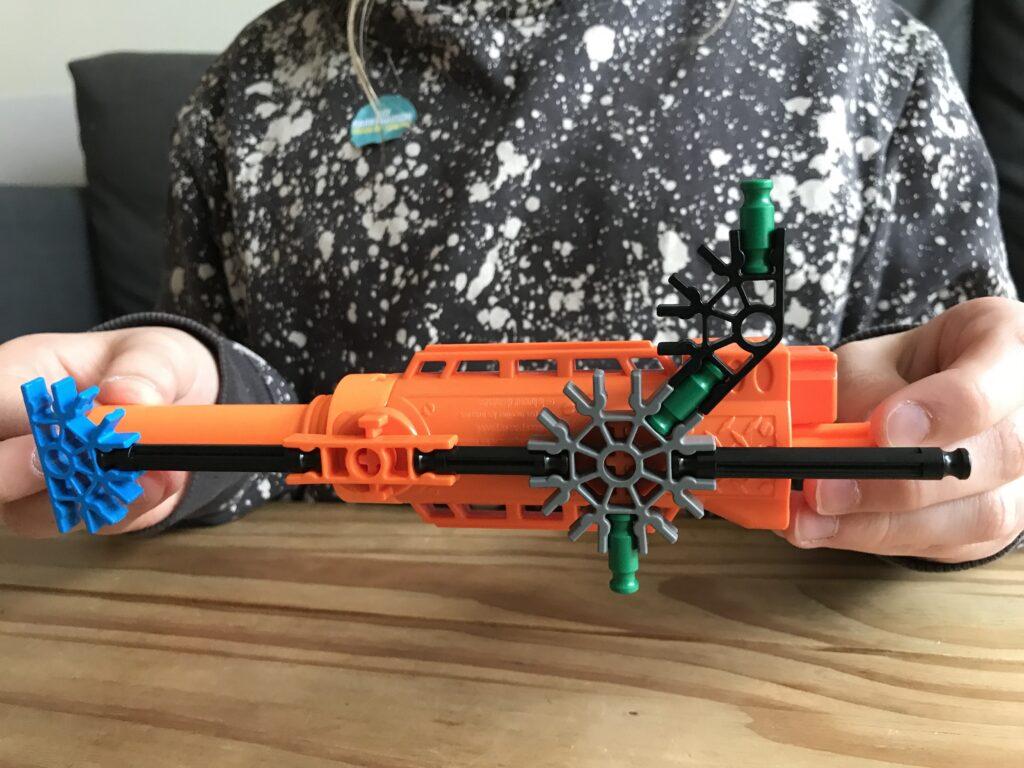 Knex Battle Bow Review
