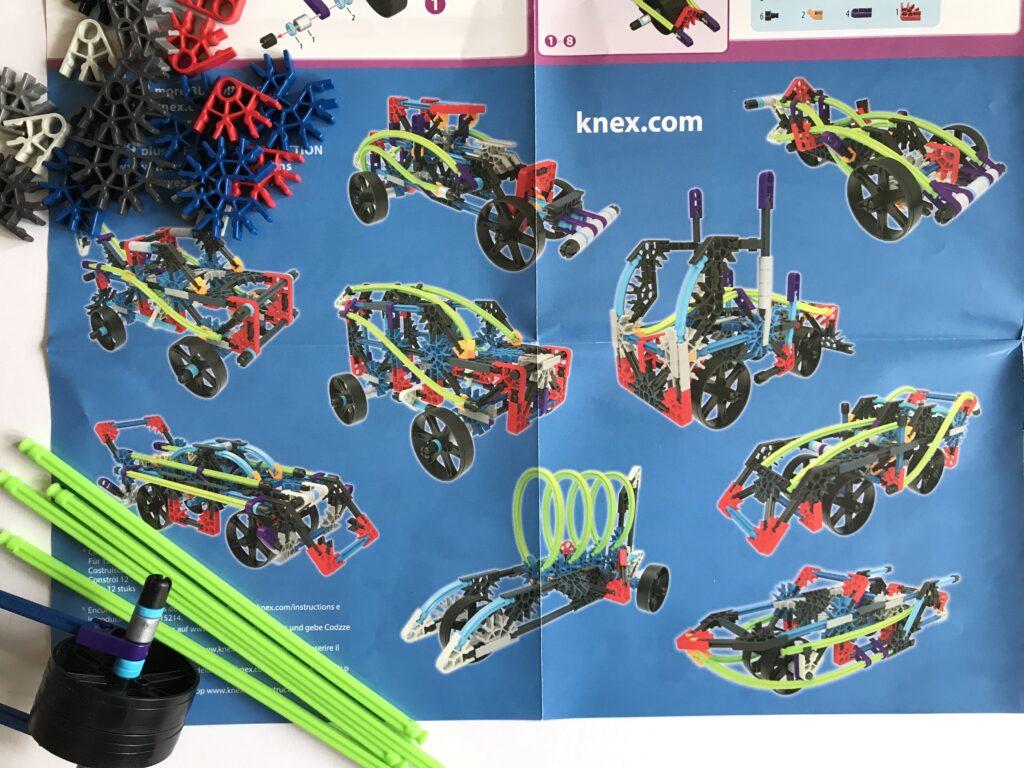 Knex Rad Rides Review