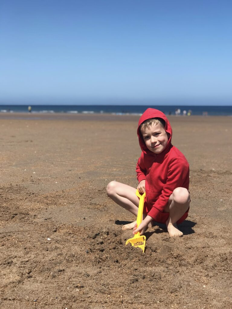 Belhaven Bay Beach