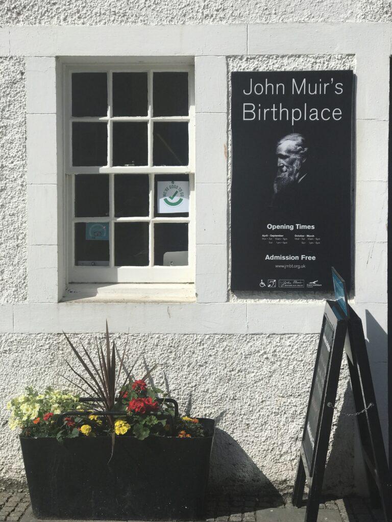 John Muir's Birthplace Museum