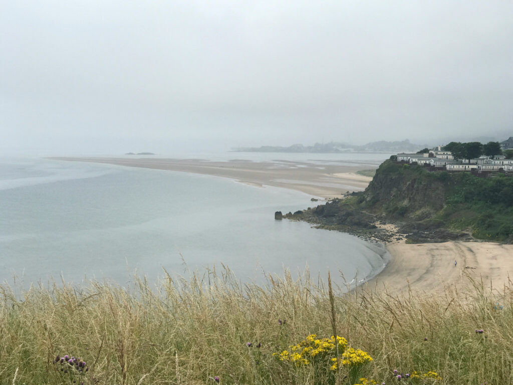 Kinghorn Fife Pettycur Beach