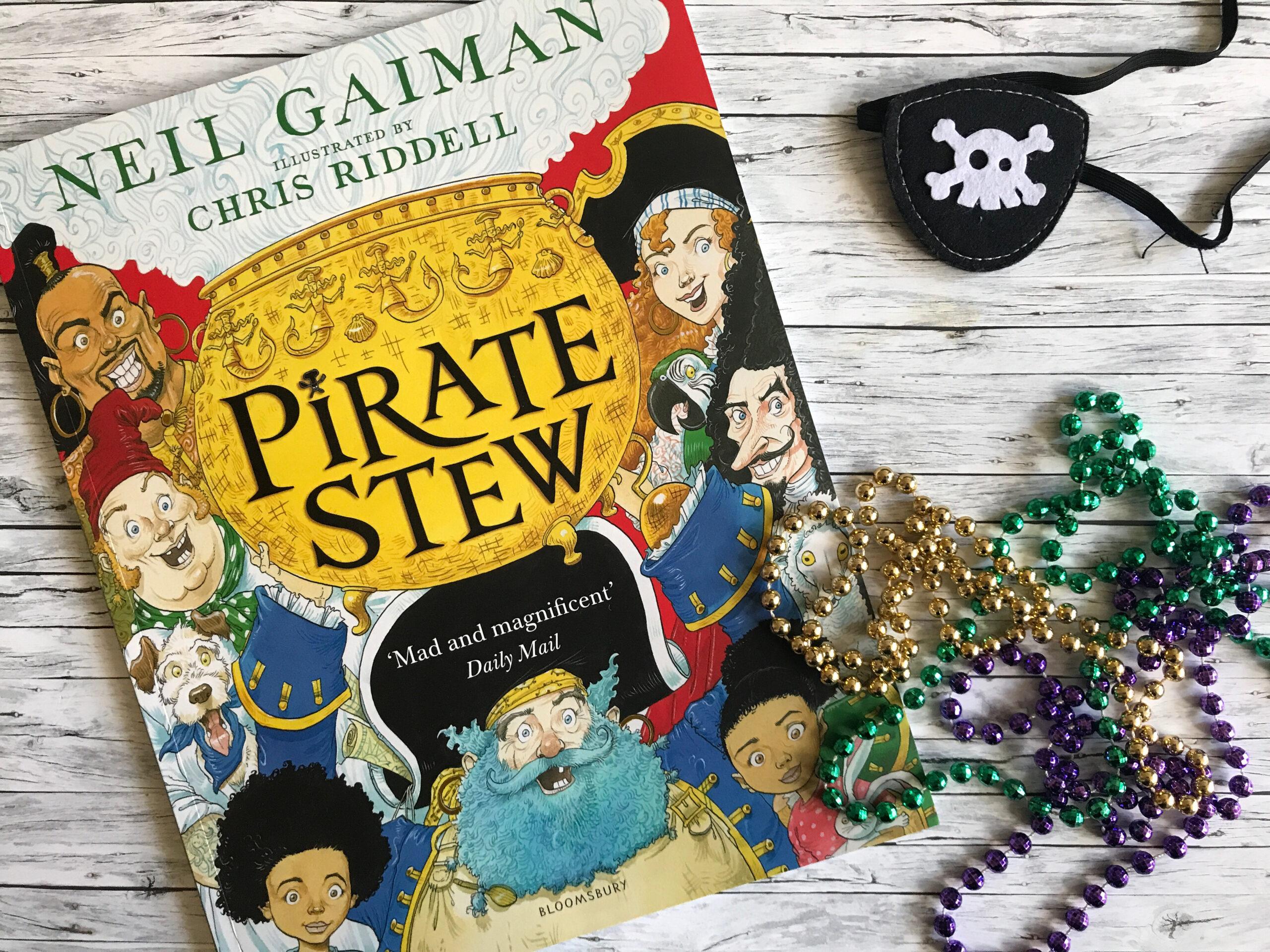Pirate Stew Review Neil Gaiman