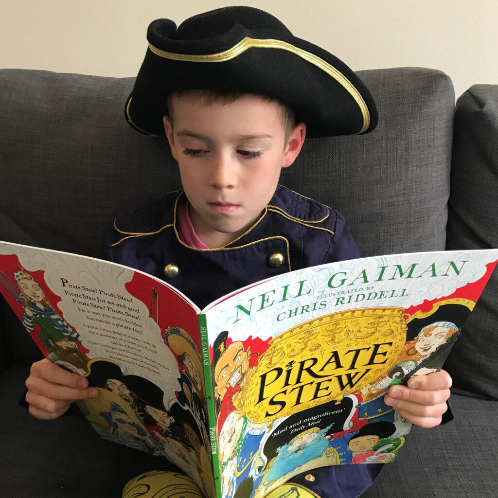 Pirate Stew Neil Gaiman Review
